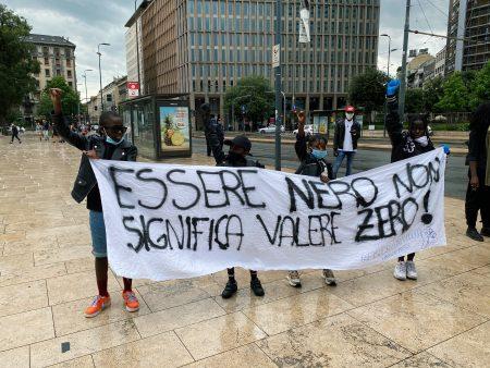 Black Lives Matter a Milano: intervista agli organizzatori