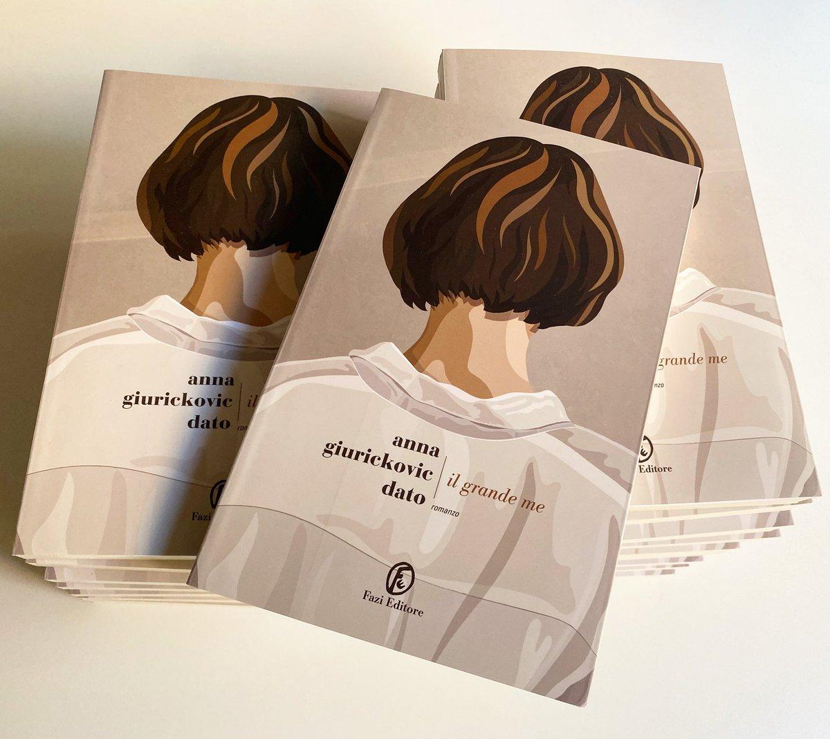 """""""Il grande me"""", un romanzo tra famiglia e malattia"""