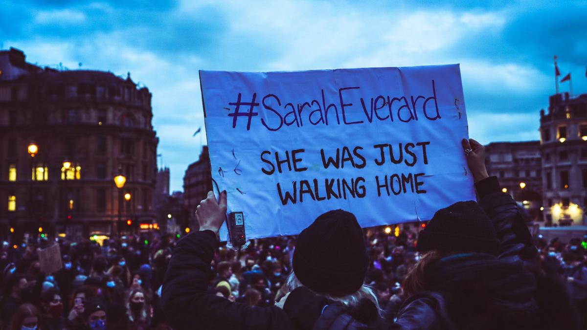 Sarah Everard, la sicurezza per le donne è un miraggio