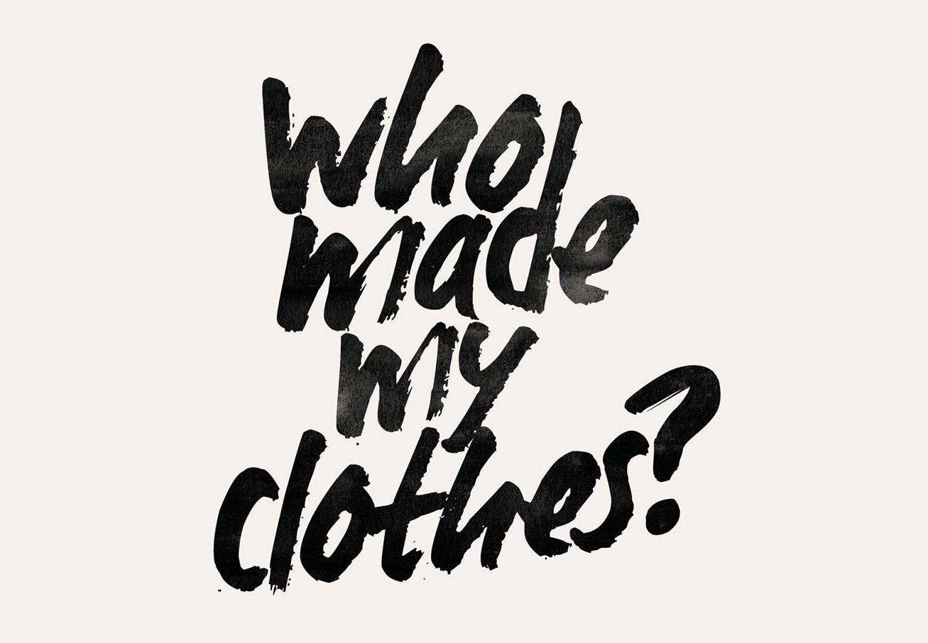 Fashion Revolution, per una moda sostenibile